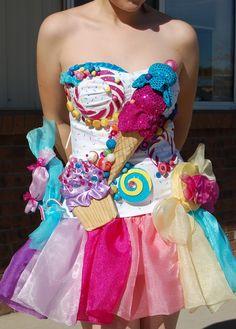 candy dress diy - Google keresés