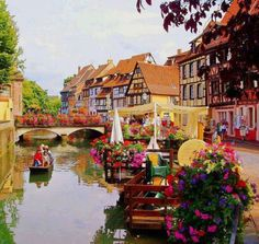 13 of the Most Charming Small Towns in the World - Colmar, France