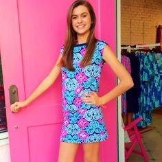 Lilly Pulitzer Robyn Dress $98