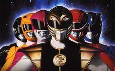 ¡23 años de aquellos Power Rangers! Una de las series que más marcó nuestra infancia