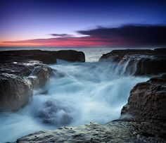 seascapes pictures | 20 Devils Cauldron. Credit: brentbat #
