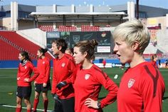 U.S. Women's National Soccer Team