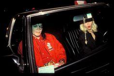 Dinner with Madonna,Ivy Restaurant,LA, March 18, 1991