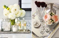Silver Home Accessories At Lizard Orchid | sheerluxe.com