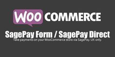 SagePay Form / SagePay Direct v3.5.1is now TWO gateways in one, allowing you to take payments via SagePay Form or SagePay Direct. You can enable one or both gateways. When using SagePay Form, the customer is taken to SagePay to make a secure payment. Because SagePay handles the payment process...