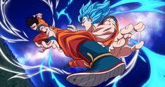 Goku vs Gohan (DBS) by PrinceofDBZGames on DeviantArt