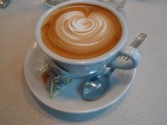 mid-morning cappuccino #Paris