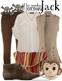 I'm undecided about the shoes but I really like the vest and the bag.