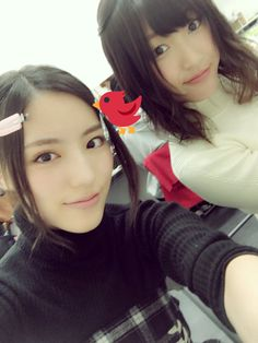 Anna Ijiri x Emika Kamieda  https://twitter.com/ijirianna0120/status/801962189049380864