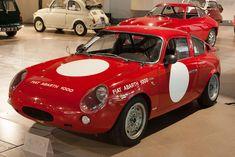 Fiat-Abarth 1000 Bialbero