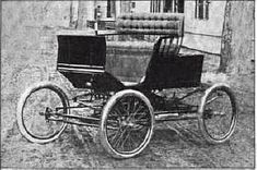 1901 Loomis Runabout Automobile