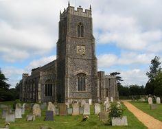 Loddon Church, Norfolk Broads
