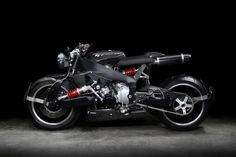Foto Motor Yamaha Lazareth R1 Eurofighter | RacingDrag.com