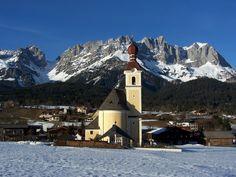 Going am Wilden Kaiser (Kitzbühel) Tirol AUT