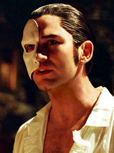 "The Phantom from ""The Phantom of the Opera"" played by Gerard Butler"