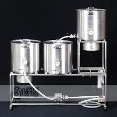all grain brewing system. i definitely have room in the basement for this.
