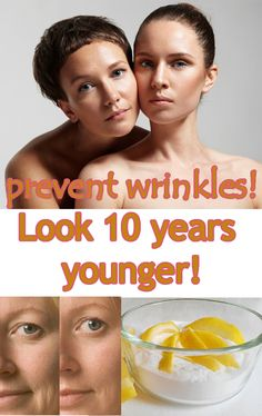 7 Secrets to Prevent Wrinkles. You will look 10 years younger! - Stay Chic!