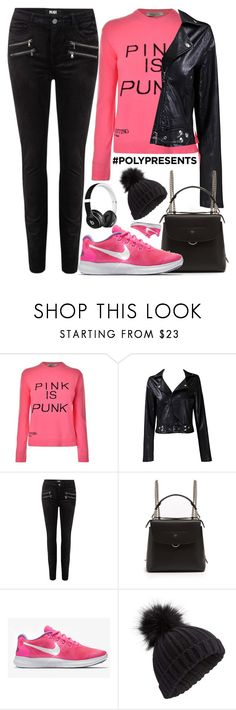 """""""#PolyPresents: Wish List"""" by swimwearlover on Polyvore featuring Valentino, Taya, Paige Denim, Fendi, Miss Selfridge and Beats by Dr. Dre"""