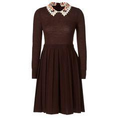 Orla Kiely- Lace Macrame Dress