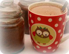 {hřejivá} Horká čokoláda s vanilkou | DOBROTY DULINKA