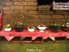 Riciclare in giardino