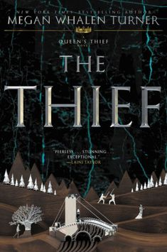 To secure his freedom, a boy must embark on a quest to steal a wanted object. (SERIES) YA F TURNER Megan THI