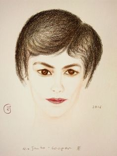 Buy It Is Just a Simply Sketch of a Beautiful Face, Pencil drawing by Ria Janta-Cooper on Artfinder. Discover thousands of other original paintings, prints, sculptures and photography from independent artists.