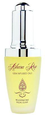 A'shara Rose Gem Infused Facial Elixir 97 % Organic Ingredients With Blue Lotus GBP £36