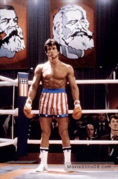 A gallery of Rocky IV publicity stills and other photos. Featuring Sylvester Stallone, Dolph Lundgren, Carl Weathers, Tony Burton and others.