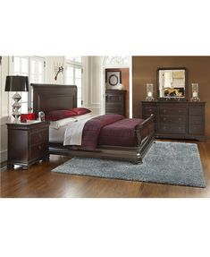 Heathridge King Bed, Created For Macyu0027s | Macys.com