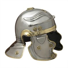 helmet of roman soldiers of julius caesar image - Google Search