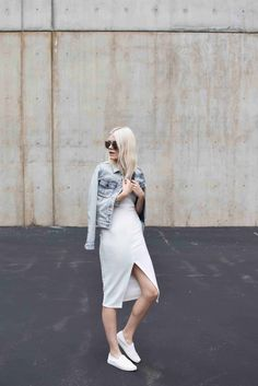 The Fifth Dress | Fashion BNKR | @blairbadge #minimalist #outfit