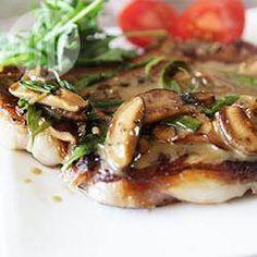 Steak mit Pilzsoße @ de.allrecipes.com