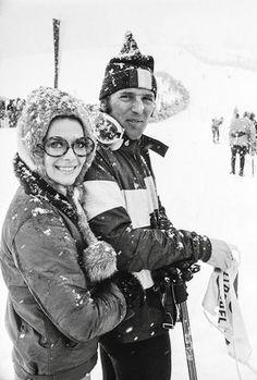 Vintage Ski Style❄️ www.banditblog.com | #banditblog #the2bandits