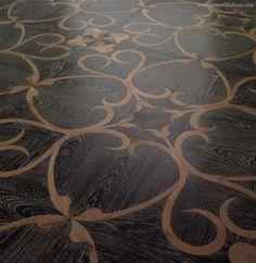 Wooden Inlaid Floors, Opus 8 Diagonale Wooden Flooring, Flooring Ideas, Tile Floor, Wood Floor, Commercial Architecture, Interior Decorating, Interior Ideas, Cozy Place, Floor Design
