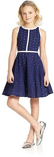 Hartstrings KC Parker by Girl's Eyelet Dress on shopstyle.com