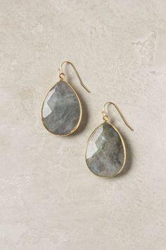Gold Rung Earrings - Anthropologie.com