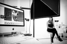 Backstage New collection Winter 2014/15 Rovida Design. Photos: Studio Arienti Model: Chiara De Mastro #rovidadesign #handweaving #madeintuscany #ecofashion