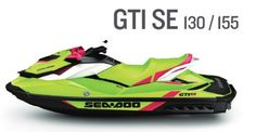 2015 Sea Doo GTI SE 130/155 model propelled by 1503 NA Rotax 4-TEC engine with displacement of 1,494 cc and Intake system is Naturally aspirated. New 2015 Sea Doo GTI SE 130/155 in a brand new suit, really great graphic designed to attract attention