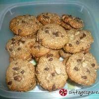 Μπισκότα με ταχίνι και μέλι Cupcakes, Cake Cookies, Clean Recipes, Healthy Recipes, Healthy Cookies, Love Is Sweet, Cookie Recipes, Biscuits, Deserts