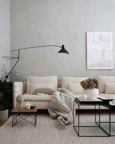 The Best IKEA Hacks to Upgrade Your Furniture Bemz IKEA Hack Soderhalm Sofa Minimalist Living Room Bemz Furniture hack Hacks Ikea Soderhalm Sofa Upgrade Living Room Interior, Home Living Room, Living Room Designs, Living Room Decor Uk, Apartment Living, Modern Living Room Furniture, Modern Living Room Colors, Scandinavian Interior Living Room, Nordic Living Room