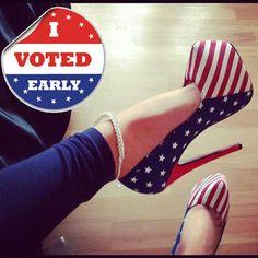 .@bosschicks_ | ROCK THE VOTE |
