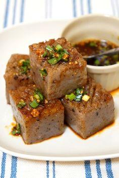粒マスタード香る☆こんにゃくステーキ Konnyaku Steaks...おいしそう!