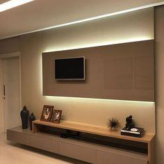 "Video Search Result for ""tv sala breadel"" Tv Wanddekor, Modern Tv Wall Units, Wall Units For Tv, Modern Tv Room, Tv Unit Furniture, Living Room Tv Unit Designs, Sala Grande, Tv Wall Decor, Muebles Living"