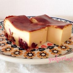 Sweets Recipes, Cooking Recipes, Healthy Recipes, Cafe Menu, Flan, Vegan Desserts, Cheesecakes, Panna Cotta, Food And Drink
