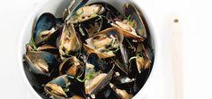 Beer Steamed Mussels  Recipes | Ricardo