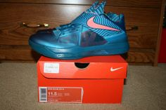 NEW Nike Zoom KD IV 4 YOTD YEAR OF THE DRAGON sz 11.5 DS Deadstock Brand New