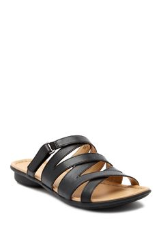 5b9442f5b7b1eb Naturalizer - Winda Sandal - Wide Width Available is now 49% off. Free  Shipping