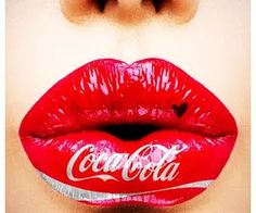 Find images and videos about red, lips and coca cola on We Heart It - the app to get lost in what you love. Coca Cola Poster, Coca Cola Ad, Always Coca Cola, World Of Coca Cola, Pepsi, Coke, Pinup, Cola Wars, Makeup