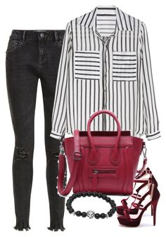 """Cool"" by zahrasayyid on Polyvore featuring New Look"
